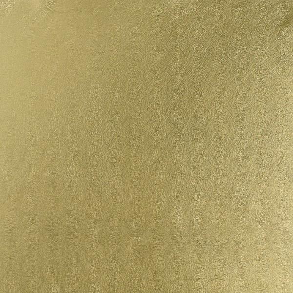 Lammnappa folie gold, Lammnappa beige, gelb, metallic, Echtleder, Fauck Lederhandel Berlin