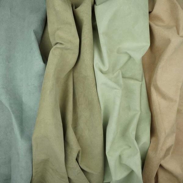 Porcvelours exceptional items gamut of colours: pastel