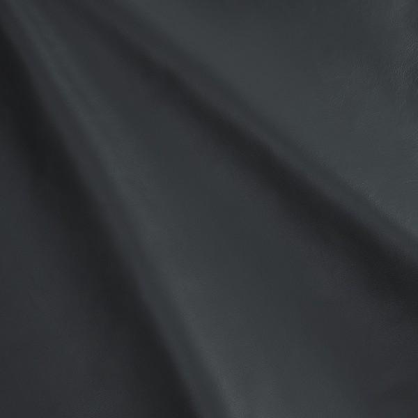 Lammnappa 206 soft hansablau, Lammnappa blau, schwarz, Echtleder, Fauck Lederhandel Berlin