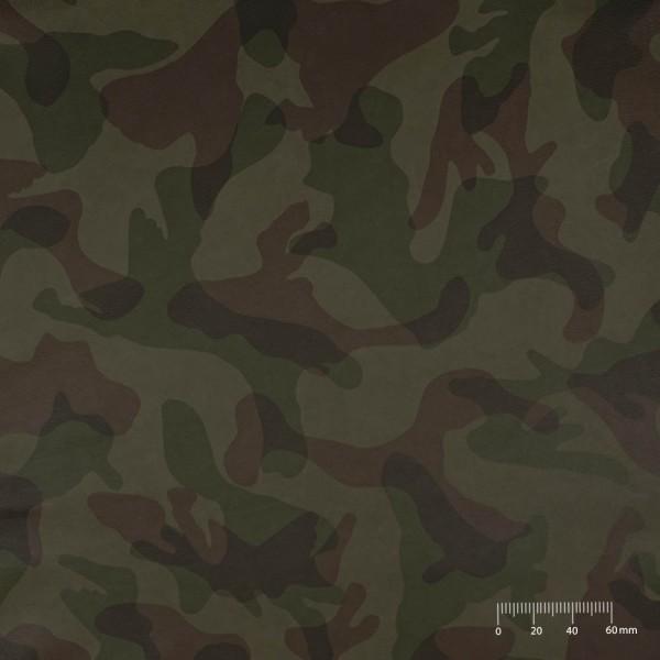 Lammnappa Military grigio verde