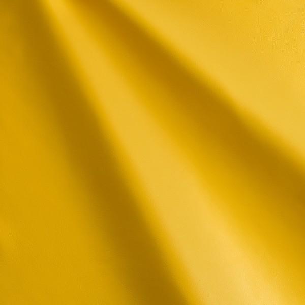 Lammnappa 206 soft gelb, Lammnappa gelb, Echtleder, Fauck Lederhandel Berlin