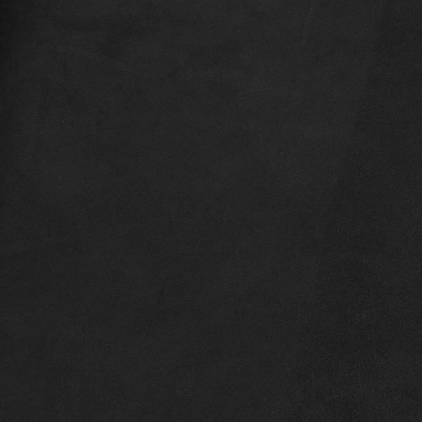 Ziegenvelours 253 schwarz